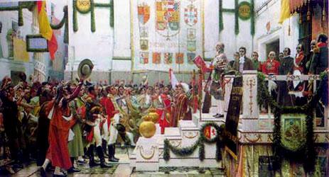 promulgacion-Constitución-1812